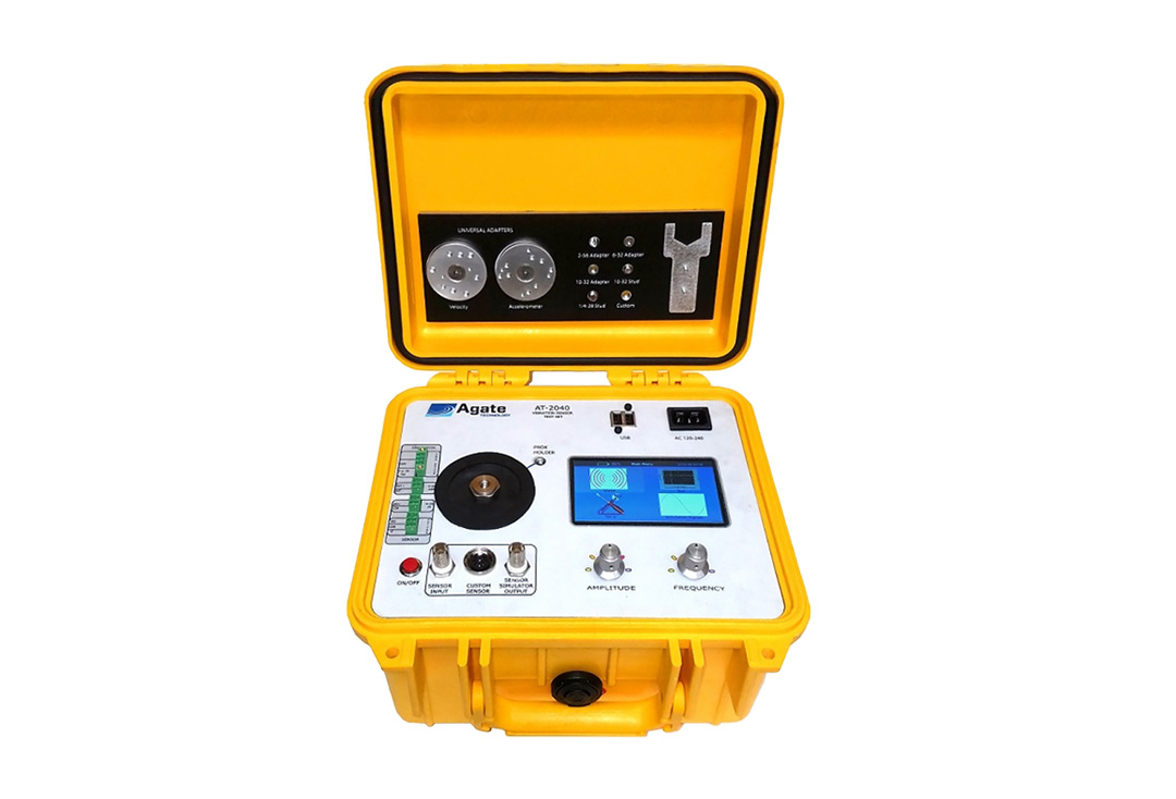 AT-2040 Vibration Test Set